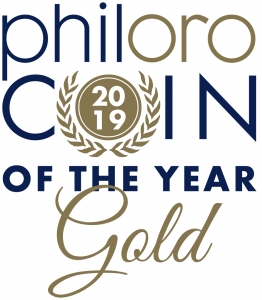 philoro COIN OF THE YEAR - Gold
