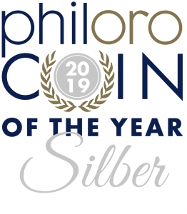 philoro COIN OF THE YEAR - Silber