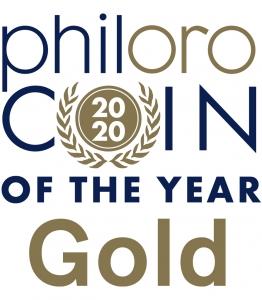 COTY-2020 Gold Logo