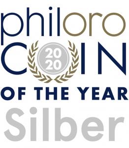 COTY-2020 Silber Logo