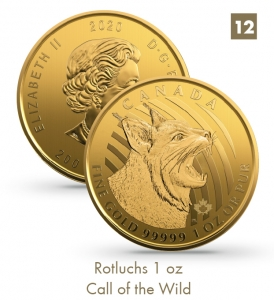 Rotluchs 1 oz - Call of the Wild