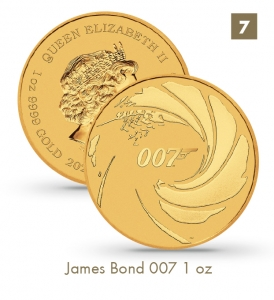 James Bond 007 1 oz