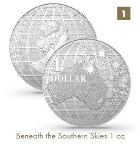 Beneath the Southern Skies 1 oz