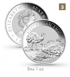 Emu 1 oz